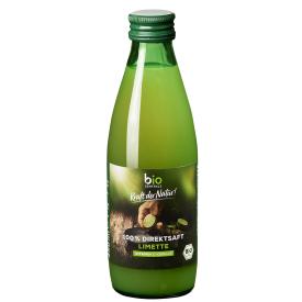 Ekologiškos žaliųjų citrinų sultys BIOZENTRALE, 250ml