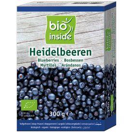 Šaldytos mėlynės BIO INSIDE, ekologiškos, 300g