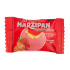 Marcipaniai saldainiai su braškių skonio baltuoju šokoladu SKRIVERU, 150g 2