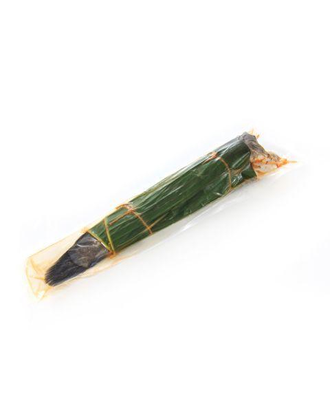 Šaldytas šamas plėšikas bananų lapuose ŽUVIES PAŠTAS, 1 kg 2