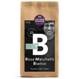 "Ekologiški baltieji ryžiai ""Rosa Marchetti Bianco"" ANTERSDORFER, 500 g"