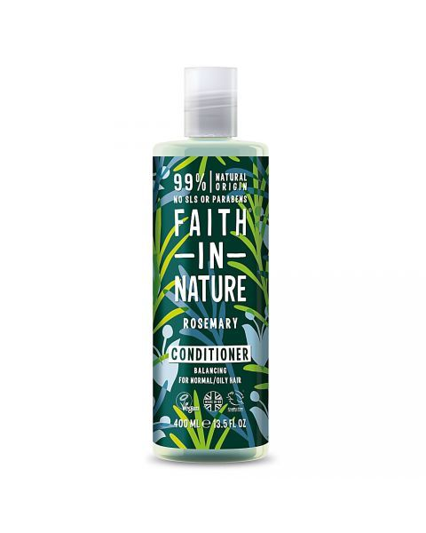 Balansuojamasis kondicionierius FAITH IN NATURE su rozmarinais, 400 ml