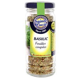 Smulkinti bazilikų lapeliai SAINTE LUCIE, 15 g