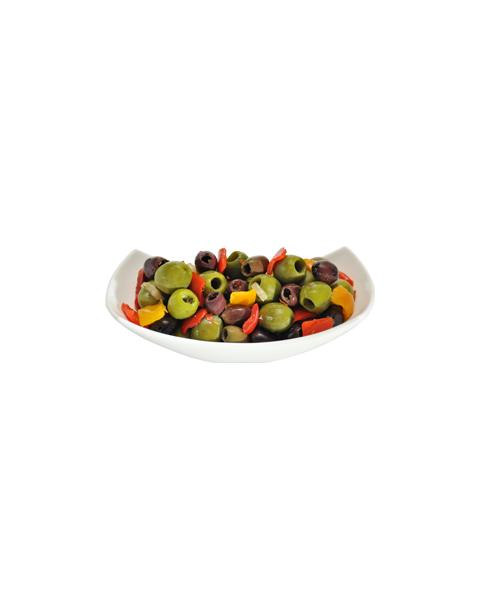 Itališkų alyvuogių mišinys FICACCI ( be kauliukų), 220 g 2