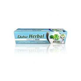 Dantų pasta DABUR Herbal su baziliku, 100 ml