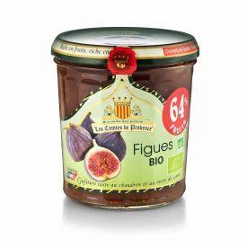 Ekologiškas figų džemas LES COMTES DE PROVENCE, 350 g