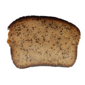Ruginė-kvietinė Jūratės duona su linų sėmenimis,1 kg