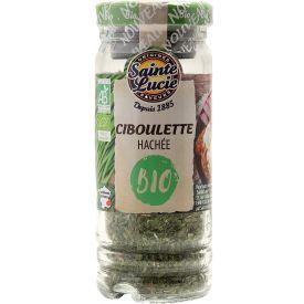 Ekologiški, džiovinti laiškiniai česnakai  SAINTE LUCIE, 13 g