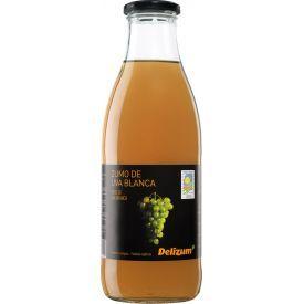 Ekologiškos baltųjų vynuogių  sultys DELIZUM, 750ml