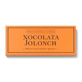 Kartusis šokoladas su apelsinais JOLONCH, 100g