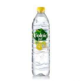 Natūralus mineralinis vanduo VOLVIC, citrinų skonio 1,5L
