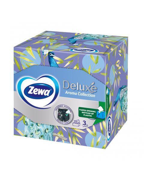 Kosmetinės servetėlės ZEWA Aroma Cube, 60 vnt. 2
