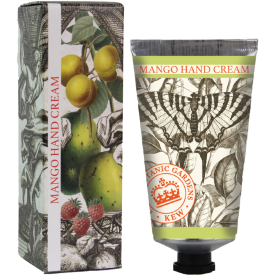 "Rankų kremas ENGLISH SOAP ""Kew Gardens"" su mangais, 75 ml"