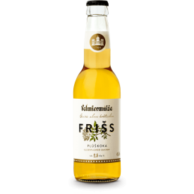 Alaus kokteilis VALMIERMUIŽA FRIŠS Elderflower Shandy 2,8% alk., 330ml