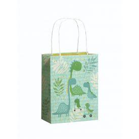 Dovanų maišelis ZOEWIE Happy Family (18x9x23 cm), 1 vnt.