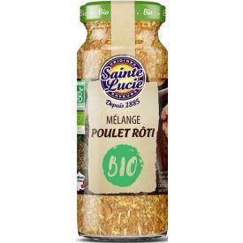 Ekologiškas prieskonių mišinys skrudintai vištienai SAINTE LUCIE, 46 g
