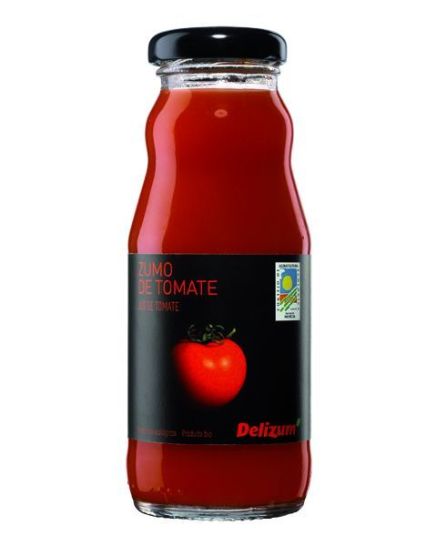 Ekologiškos pomidorų sultys DELIZUM, 200ml