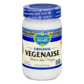 "Veganiškas majonezas ""Vegenaise"" FOLLOW YOUR HEART, 340g"