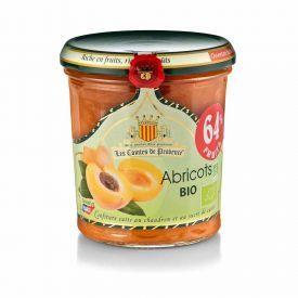 Ekologiškas abrikosų džemas LES COMTES DE PROVENCE, 350 g