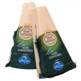 "Kietasis sūris ""GRAN MORAVIA"", vakum., 200g"