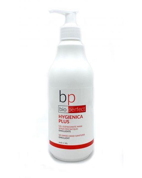 Dezinfekcinis gelis rankoms su dozatorium BIO PERFECT, 500 ml