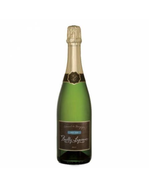 Put.vynas-Bailly Lapierre Pinot Noir Brut Cremant de Bourgogne AOC 12% 0.75L
