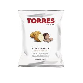 Bulvių traškučiai TORRES su trumais, 40g