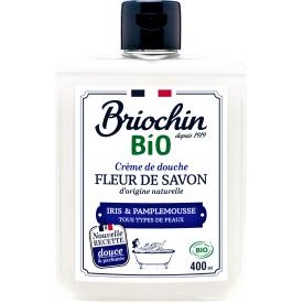 Dušo želė BRIOCHIN irisų ir greipfruto kvapo, 400 ml