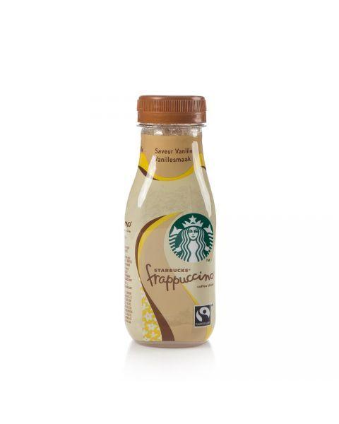 Vanilinis kavos gėrimas STARBUCKS FRAPPUCINO, 250 ml