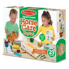 "Žaidimo rinkinys MELISSA & DOUG ""Horse Care"", 1 vnt."