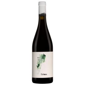 Raudonas vynas MASIERO URBAN IGT 2017 13% 750ml, sausas