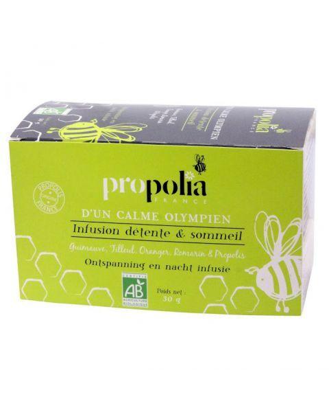 Ekologiška arbata PROPOLIA Evening Infusion, 20 maišelių