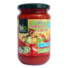 Ekologiškas pomidorų padažas BIOKIDS, 350 g