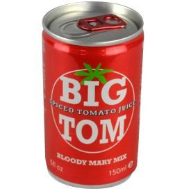 Aštrios pomidorų sultys BIG TOM, 150ml