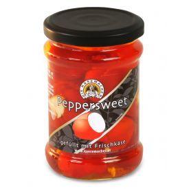 Pipiriukai įdaryti sūriu DIE KASEMACHER, stikle, 250 g