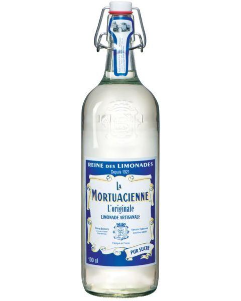 Gazuotas gaivusis gėrimas LA MORTUACIENNE,tradicinis, 1L