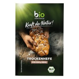 Ekologiškos sausos kepimo mielės BIOZENTRALE, 7 g