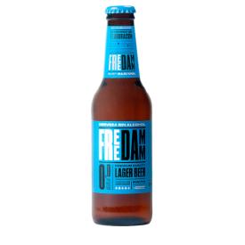Nealkoholinis alus DAMM Lager Beer 0,25L but
