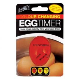 Spalvą keičiantis kiaušinių virimo laikmatis KEEP IT HANDY, 1 vnt.