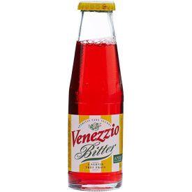 Gazuotas gėrimas VENEZIO BITTER ORIGINAL 6x100 ml