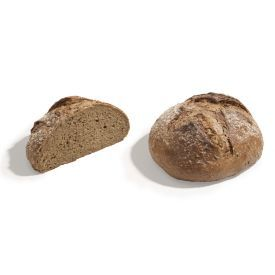 Kaimiška tamsi įvairių grūdų duona, 500g