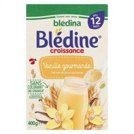Mišinukas BLEDINA vanilės skonio, nuo 12 mėnesių, 400g