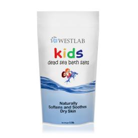 Negyvosios jūros druska voniai vaikams WESTLAB, 500 g