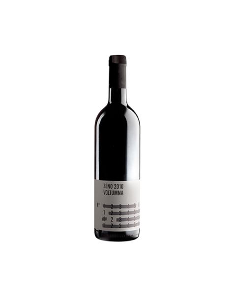 Raudonas vynas VOLTUMNA ZENO 2017 13%, 750 ml, sausas