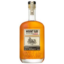 Romas MOUNT GAY Black Barrel 43% 0,7l