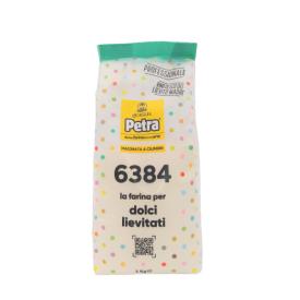 """Itališki """"00"""" tipo kvietiniai miltai pyragams PETRA 6384, 1000 g"""