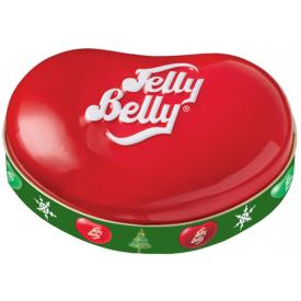Kalėdinis saldainių rinkinys JELLY BELLY BEAN metalinėje dėžutėje, 65 g