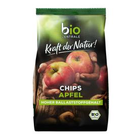 Ekologiški obuolių traškučiai BIOZENTRALE, 50g
