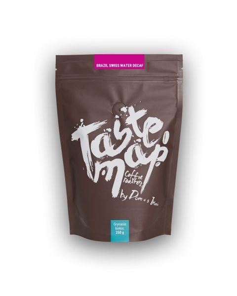 Malta kava Taste Map SU SUMAŽINTU KOFEINO KIEKIU, 250g