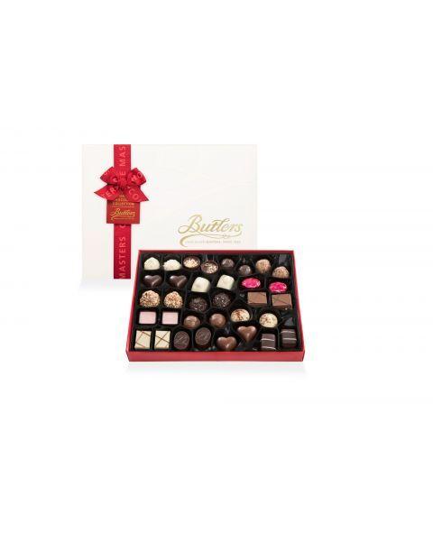 Kalėdinis šokoladinių saldainių rinkinys BUTLERS, 500 g 2